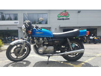 1978 Suzuki GS750 E UK Registered 32,272 Miles