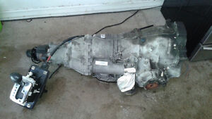 Audi A4 B7 6 speed automatic transmission & shifter