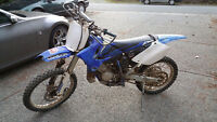 2001 YZ125 For Sale Trail Ridden *GREAT PRICE*