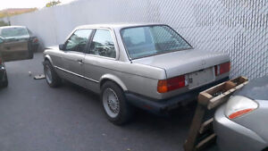 1986 BMW 3-Series 325i Coupé (2 portes)