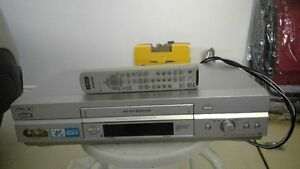 VCR Player.