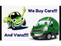 WE BUY CARS FOR CASH TODAY!!!!!!