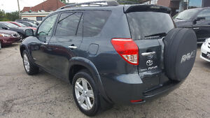 2007 Toyota RAV4 SPORT SUV, Crossover - LOW KM! NEW TIRES! Kitchener / Waterloo Kitchener Area image 3