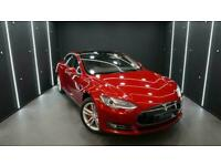 2015 Tesla Model S P85D Rare Ludicrous Speed +, Free Scharging Auto Saloon Elect