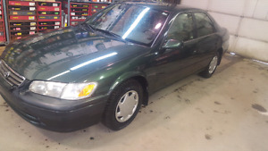 2000 toyota camry  GREAT CONDITION