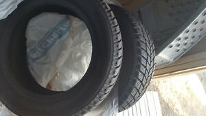Selling tires 2 hankook winter 90% tred!!!!