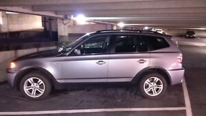 BMW X3 3.0i Great Condition
