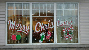 Window Art and Advertising / Hand Painted Signs Cambridge Kitchener Area image 10