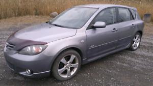 Mazda 3 sport 2004 / Automatique / Tout Équipé