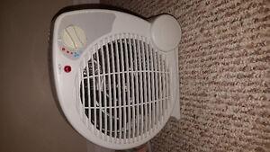 Heater and Fan in one $15