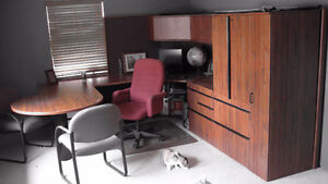 Executive Office Suite