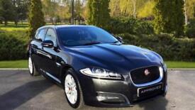 2014 Jaguar XF SPORTBRAKE 2.2d (200) R-Sport 5dr Automatic Diesel Estate