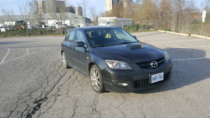 Selling mazda speed 3 2008