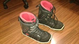Evolution Type A Snowboard Boots Size 11