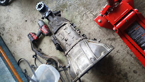 1998 Ford Mustang parting out tranny and performance parts