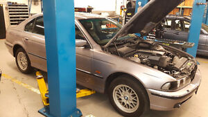 2000 BMW E39 5-Series 528i Great running, clean. Just serviced Windsor Region Ontario image 6