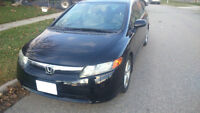 2007 Honda Civic EX - LOW KM! Remote Start! ICE AC! NEW TIRES!