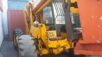 lift  JCB de construction  thelehandler