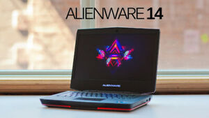 Alienware 14-R3 gaming laptop (Trade or Sell)