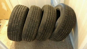 SELLING CHEAP USED TIRES