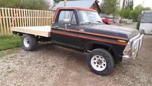 79 ford F-250 4x4
