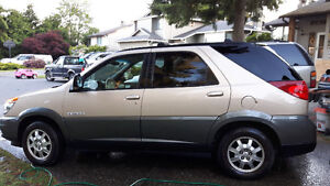 2003 Buick Rendezvous SUV must go