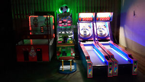 STRIKER SOCCER ARCADE SHOOTING GAME Regina Regina Area image 3