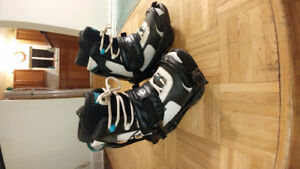 K2 Boots and Bindings