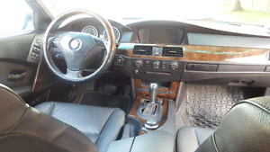 2006 bmw 525 xi 5 series