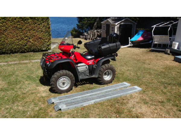 Used 2006 Honda Honda Fourtrax 400 Canadian Trail Edition