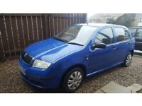 Skoda Fabia 1.2 HTP Classic 5dr Petrol. Well looked after. CHEAP runner
