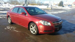 2009 Cheverolet Malibu Lt auto loaded new tires runs great
