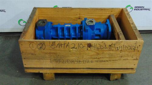 NEW Allweiler AG EMT-A210R46 EMTEC Series Emulsion Screw Pump