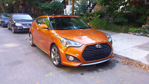 2014 Hyundai Veloster Turbo Cuir 201ch - Seulement 24 000km
