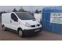 2007 RENAULT TRAFIC SL27dCi 115 Chain Driven 12mths Warranty AA Cover NO VAT
