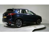 2017 Mazda CX-5 D SPORT NAV Auto Estate Diesel Automatic