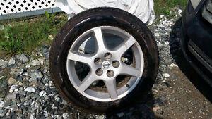 215/60/R17 pneus+mags