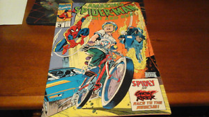 The Amazing Spider Man Hit and Run Comic book
