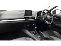 2014 Mazda 3 Mazda Diesel Hatchback Sport Diesel silver Manual