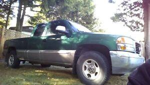1999 GMC Sierra 1500 Pickup Truck