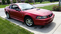 1999 Ford Mustang 3.8