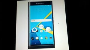 Like New Condition Blackberry Priv Unlocked Wind Mobilicity