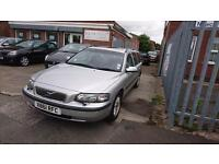 2000 / X Volvo V70 2.5 D 5 Door Estate Full MOT+Warranty+AA Cover