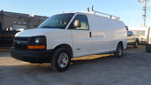 2003 Chevrolet Express 2500 Extended Certified & Etested $5500