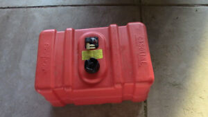 45 litre outboard fuel tank