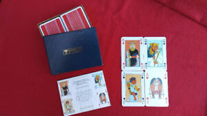 Boxed The British Museum Bridge Pack Playing Cards