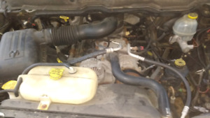 5.9 Engine from 2002 Dodge Ram 1500 runs great $500