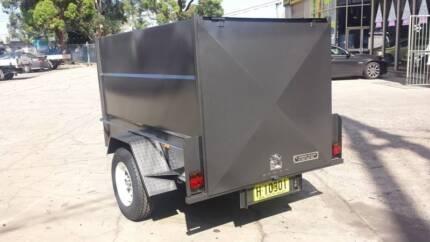 Luggage Enclosed Trailer Granville Parramatta Area Preview