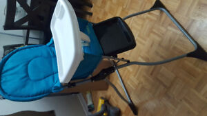 Cosco baby high chair new condition
