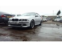Bmw 535v8 manual sport rare fsh swap or px